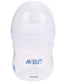 Avent Natural Polypropylene Baby Bottle - 125 ml