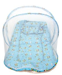 Morisons Baby Dreams Mosquito Net Bed Bee Theme