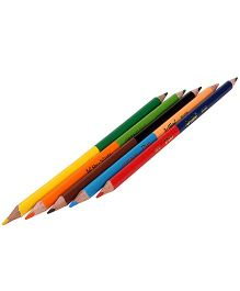 Artline Triart Duo Colour Pencils Pack Of 6 - 17.4 cm