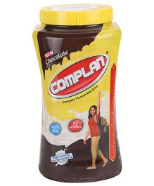 Complan Jar Chocolate Flavour - 200 gm