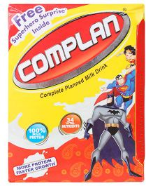 Complan Kesar Badam Refill Pack - 400 gm