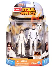 FUNSKOOL Star Wars Rebels Rebels Princess And Luke Skywalker