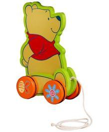 Disney - My Friends Tigger & Pooh Pull Along Toy
