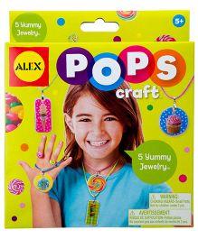 Alex Toys Pops Craft 5 Yummy Jewelry