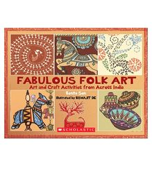 Fabulous Folk Art - English