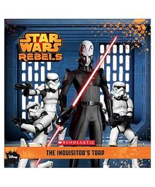 Star Wars Rebels The Inquisitors Trap - English