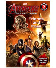 Age Of Ultron Friends And Foes - English