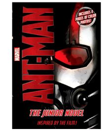 Ant Man Book Of The Film - English