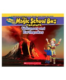 Magic School Bus Volcanoes And Earthquakes - English