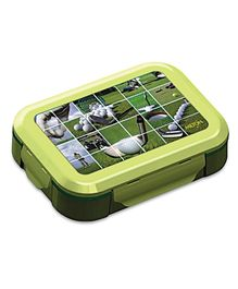 Milton Quick Bite School Lunch Box Light Green - 626 g