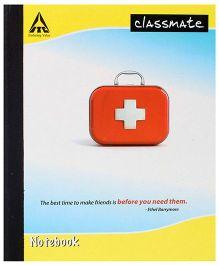 Classmate Notebook Squares 1 cm - 172 Pages