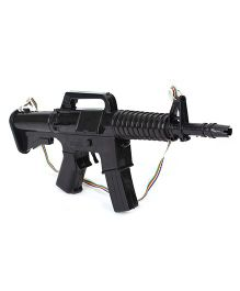 Anmol Toyzee Lmg Spark Machine Gun Black - Height 17.5 cm