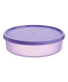 Signoraware New Classic Small Round Container Blue - 550 ml