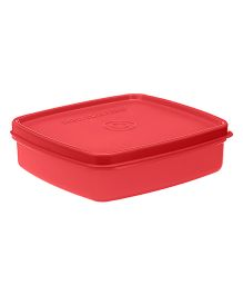 Signoraware Smart N Slim Lunch Box Red - 350 ml