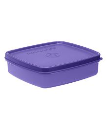 Signoraware Smart N Slim Lunch Box Purple - 350 ml