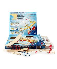 Guillow's Airplane Design Studio Model Kits - Multicolour