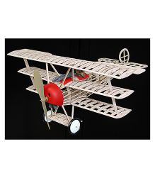 Guillow's British S.E.5A World War I Fighter Plane 3 Mode Flying Model