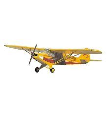 Guillow's Piper Super Cub 95 Authentic Balsa Wood Flying Collectors Model