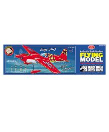 Guillow's Edge 540 Contest Balsa Wood Scale Model With 3 Mode Power Flying