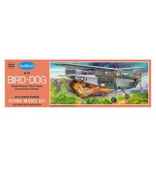 Guillow's 0-1E Bird-Dog Vietnam War Scale Flying Model Plane Kit