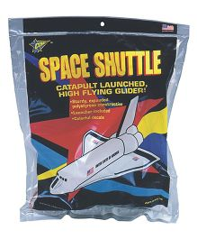 Guillow's Catapult Space Shuttle Foam High Flying Glider