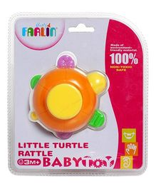 Farlin - Little Turtle Rattle