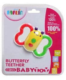 Farlin - Butterfly Teether