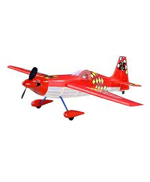 Guillow's Edge 540 Contest Scale Model With 3 Mode Power Flying Plane