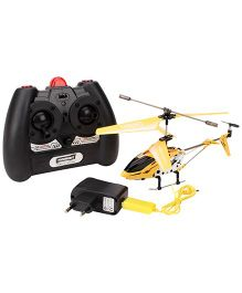 Modelart IR Helicopter With Gyro - Yellow