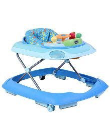 Chicco Band Baby Walker - Turquoise Blue
