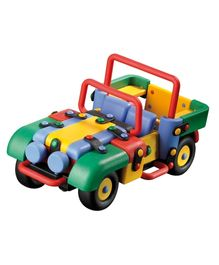 Mic O Mic Off Road Vehicle Plastic Toy Car - Multi Color