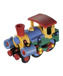 Mic O Mic Small Plastic Toy Locomotive - Plastic