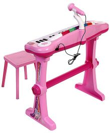 Simba My Music World Stand Keyboard - Pink