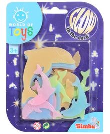 Simba Glow In The Dark Fish (Color May Vary)