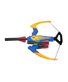 Adraxx Crossbow With Foam Darts and Sticking Target