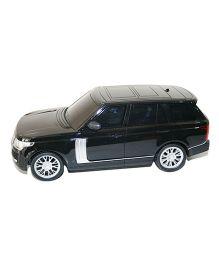 Adraxx Remote Control Realistic SUV Toy Car - Black