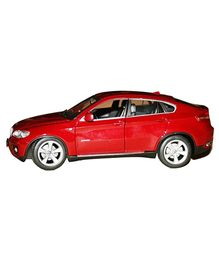 Adraxx Metal Die Cast Licensed BMW Sports Car - Red
