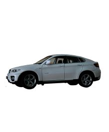 Adraxx Metal Die Cast Licensed BMW Sports Car - Silver