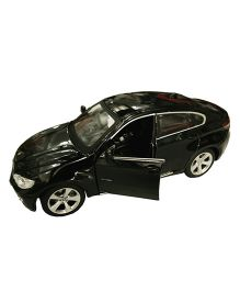 Adraxx Metal Die Cast Licensed BMW Sports Car - Black