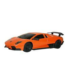 Adraxx 4WD Remote Controlled Sports Car - Orange