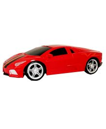 Adraxx Gift Pack Remote Controlled Sports Car - Red