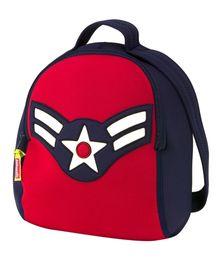 Vintage Flyer Backpack