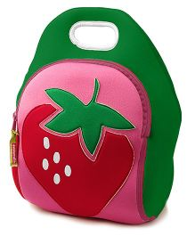 Strawberry Fields Lunch Bag