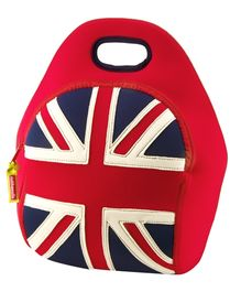 British Flag Lunch Bag