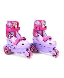 Sofia 3 Wheels Multifunction Inline Skate - Pink Purple