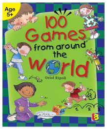 100 Games From Around The World - English