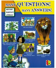 Many Questions Many Answers - English