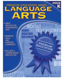 Language Arts Grade Pre K - English