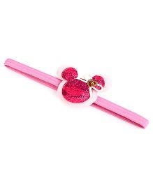 Disney Headband With Studded Design - Light Pink