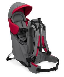 Chicco Finder Backpack Race - Red And Grey